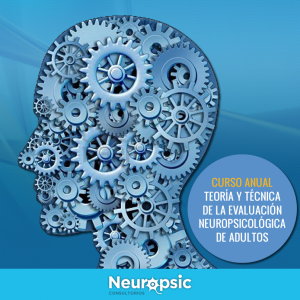 Curso sobre Teoría y Técnica de la Evaluación Neuropsicológica de Adultos
